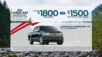 Ford Labor Day Sales Event TV Spot, 'These Deals Won't Last' [T2] - Thumbnail 8