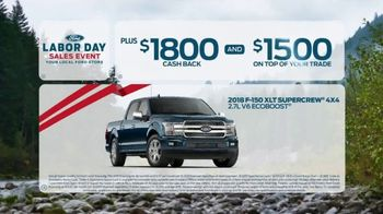 Ford Labor Day Sales Event TV Spot, 'These Deals Won't Last' [T2] - Thumbnail 9