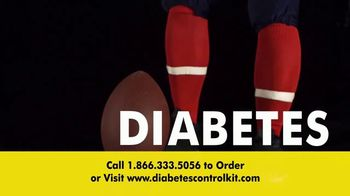 Diabetes Control Kit TV Spot, 'Order Yours Today'