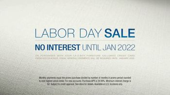 La-Z-Boy Labor Day Sale TV Spot, 'Duo: Both' Featuring Brooke Shields - Thumbnail 9
