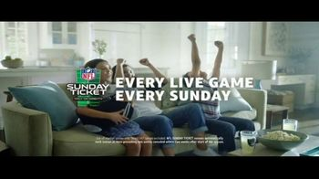 DIRECTV NFL Sunday Ticket TV Spot, 'Lemonade' - Thumbnail 9