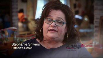 MD Anderson Cooper Center TV Spot, 'Patricia Blanche' - Thumbnail 7