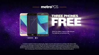 MetroPCS TV Spot, 'Three Free Phones' Song by Oh The Larceny - Thumbnail 5