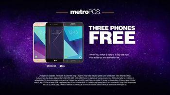 MetroPCS TV Spot, 'Three Free Phones' Song by Oh The Larceny - Thumbnail 6