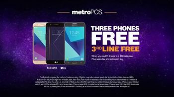 MetroPCS TV Spot, 'Three Free Phones' Song by Oh The Larceny - Thumbnail 7