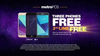 MetroPCS TV Spot, 'Three Free Phones' Song by Oh The Larceny - Thumbnail 8