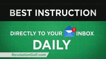Revolution Golf TV Spot, 'The Best Instruction' - Thumbnail 6