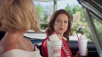 Sonic Drive-In Real Fruit Berry Shakes TV Spot, 'Relate' - Thumbnail 2