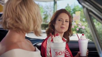 Sonic Drive-In Real Fruit Berry Shakes TV Spot, 'Relate' - Thumbnail 3