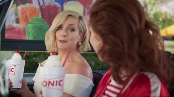 Sonic Drive-In Real Fruit Berry Shakes TV Spot, 'Relate' - Thumbnail 4