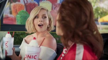 Sonic Drive-In Real Fruit Berry Shakes TV Spot, 'Relate' - 6656 commercial airings