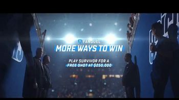 FanDuel Survivor TV Spot, 'Moreways to Win' - Thumbnail 9