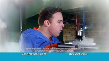 CashNetUSA TV Spot, 'The Origin of CashNetUSA.com Man' - Thumbnail 3