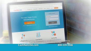 CashNetUSA TV Spot, 'The Origin of CashNetUSA.com Man' - Thumbnail 4