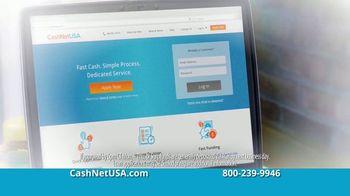 CashNetUSA TV Spot, 'The Origin of CashNetUSA.com Man' - Thumbnail 5