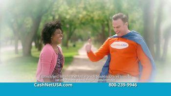 CashNetUSA TV Spot, 'The Origin of CashNetUSA.com Man' - Thumbnail 7