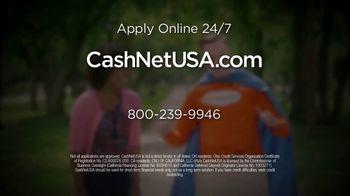 CashNetUSA TV Spot, 'The Origin of CashNetUSA.com Man' - Thumbnail 8