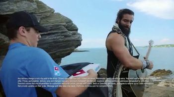 Domino's TV Spot, 'USA Network: Walk With Elias' Ft. Jeffrey Logan Sciullo - Thumbnail 7