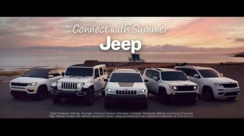 Jeep Summer of Jeep TV Spot, 'Full Line: Sold Out: Design' Song by OneRepublic [T2] - Thumbnail 8