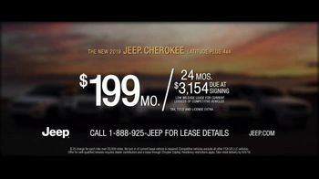 Jeep Summer of Jeep TV Spot, 'Full Line: Sold Out: Design' Song by OneRepublic [T2] - Thumbnail 9