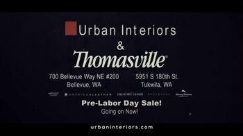 Urban Interiors & Thomasville Pre-Labor Day Sale TV Spot, 'All on Sale' - Thumbnail 10