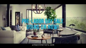 Urban Interiors & Thomasville Pre-Labor Day Sale TV Spot, 'All on Sale' - Thumbnail 9