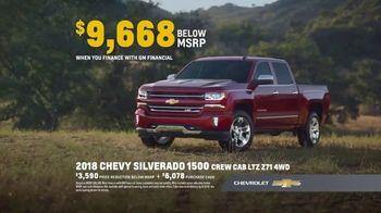 2018 Chevrolet Silverado 1500 TV Spot, 'Family Pass-Downs: Generations: Growing Up' [T2] - Thumbnail 10