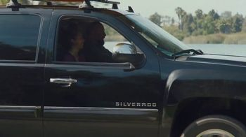 2018 Chevrolet Silverado 1500 TV Spot, 'Family Pass-Downs: Generations: Growing Up' [T2] - Thumbnail 4