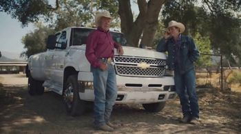 2018 Chevrolet Silverado 1500 TV Spot, 'Family Pass-Downs: Generations: Growing Up' [T2] - Thumbnail 7