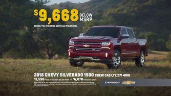 2018 Chevrolet Silverado 1500 TV Spot, 'Family Pass-Downs: Generations: Growing Up' [T2] - Thumbnail 8