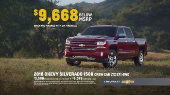 2018 Chevrolet Silverado 1500 TV Spot, 'Family Pass-Downs: Generations: Growing Up' [T2] - Thumbnail 9