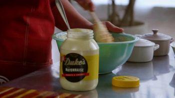 Duke's Mayonnaise TV Spot, 'Real Ingredients' Feat. Walter Bundy - Thumbnail 5