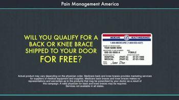 Pain Management America TV Spot, 'Medicare Back and Knee Barces' - Thumbnail 8