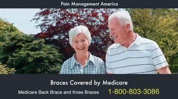 Pain Management America TV Spot, 'Medicare Back and Knee Barces' - Thumbnail 2