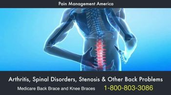 Pain Management America TV Spot, 'Medicare Back and Knee Barces' - Thumbnail 5