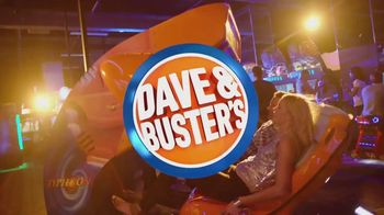 Dave and Buster's Super Power Card TV Spot, 'Unlimited' - Thumbnail 1