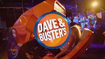 Dave and Buster's Super Power Card TV Spot, 'Unlimited' - Thumbnail 2