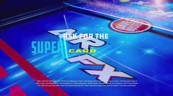 Dave and Buster's Super Power Card TV Spot, 'Unlimited' - Thumbnail 7