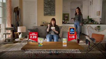 ALDI SimplyNature Macaroni & Cheese TV Spot, 'I Like ALDI: Mac & Cheese' - 544 commercial airings