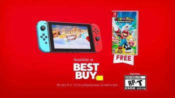 Nintendo Switch TV Spot, 'Mario + Rabbids Kingdom Battle' - Thumbnail 9
