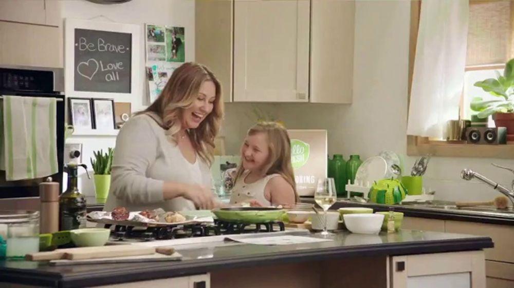 HelloFresh TV Commercial, 'Danielle: $60 Off'