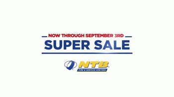 National Tire & Battery Super Sale TV Spot, 'Buy Two, Get Two'