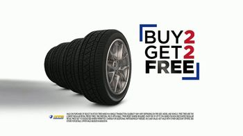 National Tire & Battery Super Sale TV Spot, 'Buy Two, Get Two' - Thumbnail 4