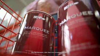 The Home Depot TV Spot, 'Pintura Premium Plus: BEHR' [Spanish] - Thumbnail 4