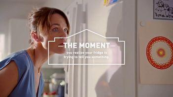Lowe's TV Spot, 'The Moment: Fridge' - Thumbnail 4