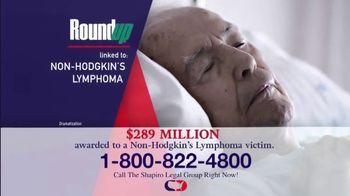 Shapiro Legal Group TV Spot, 'Roundup' - Thumbnail 3