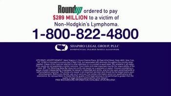 Shapiro Legal Group TV Spot, 'Roundup' - Thumbnail 6