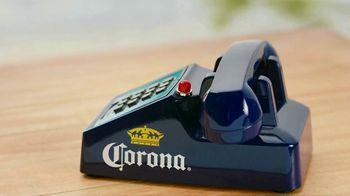Corona Extra TV Spot, 'Hotline Returns' Featuring Tony Romo - Thumbnail 1