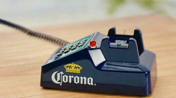 Corona Extra TV Spot, 'Hotline Returns' Featuring Tony Romo - Thumbnail 2