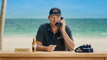 Corona Extra TV Spot, 'Hotline Returns' Featuring Tony Romo - Thumbnail 4